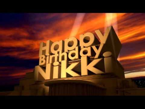 happy birthday nikki images ; hqdefault