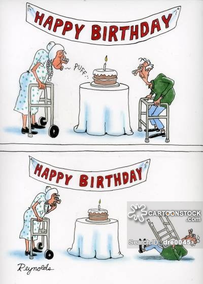 happy birthday old man funny ; seasonal-celebrations-happy_birthday-birthdays-candles-birthday_cakes-accidents-dre0045_low