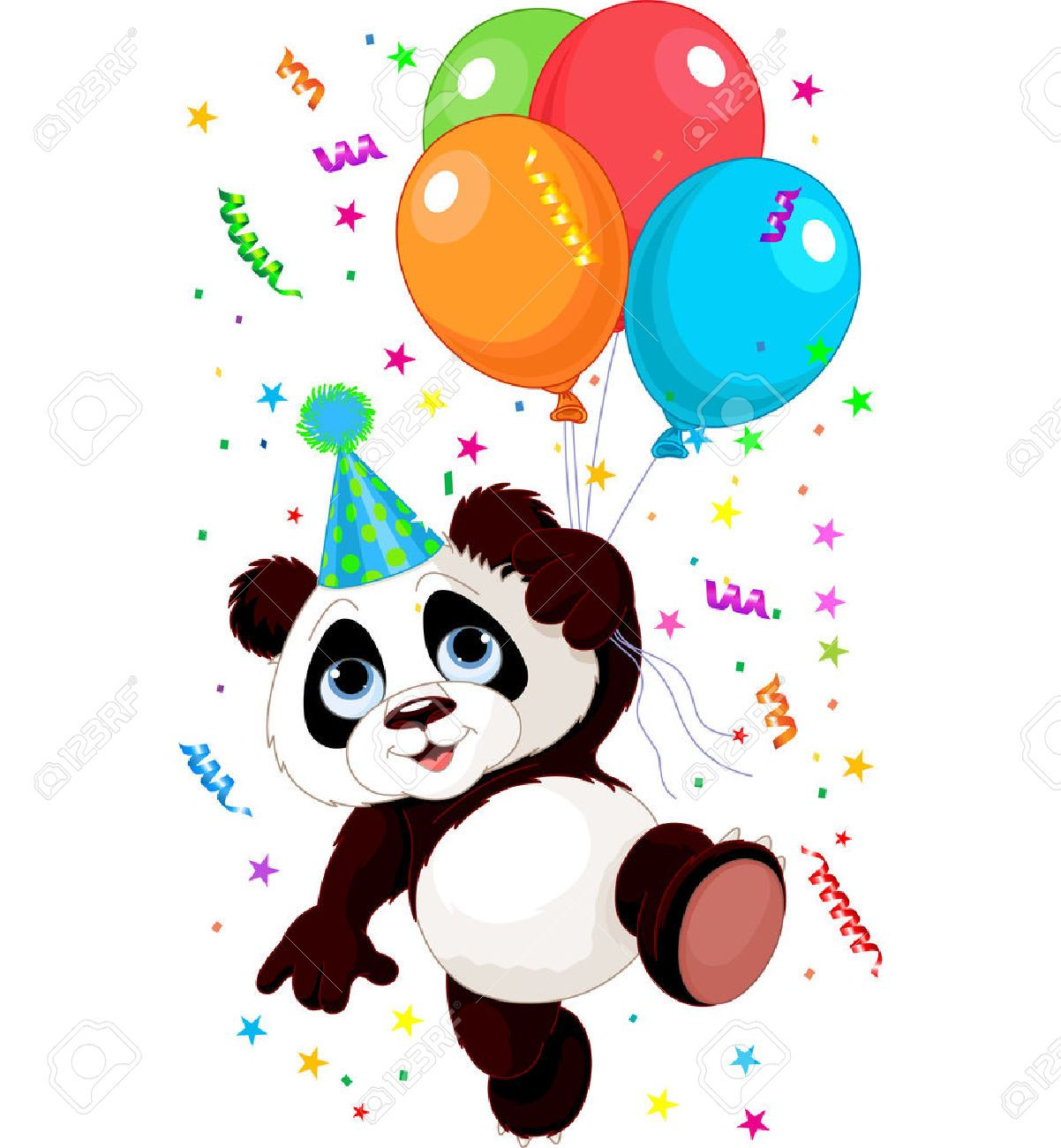 happy birthday panda clipart ; bc0d0ecac6262d6d67e2c94be2f25398