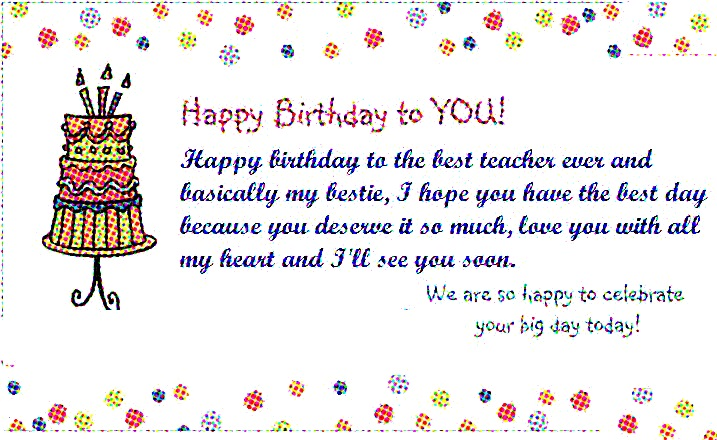 happy birthday paragraph ; happy-birthday-wishes-for-teacher-87