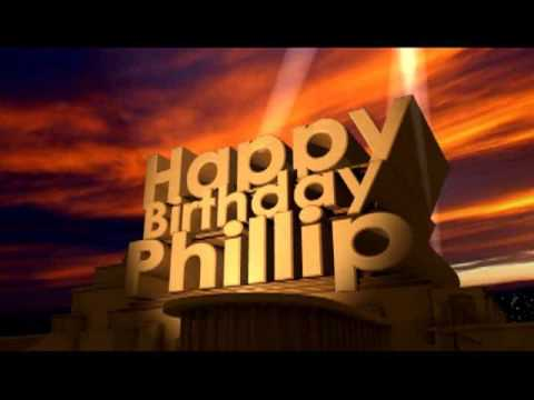 happy birthday phil ; hqdefault