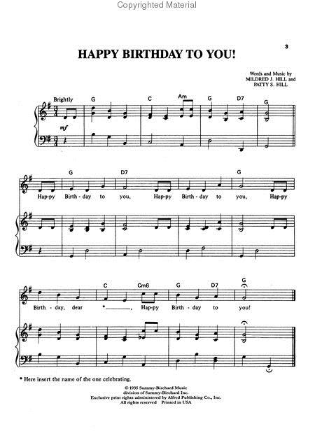 happy birthday piano arrangement ; a4768ede40ec81ffc1bf2caa7a5fdbef