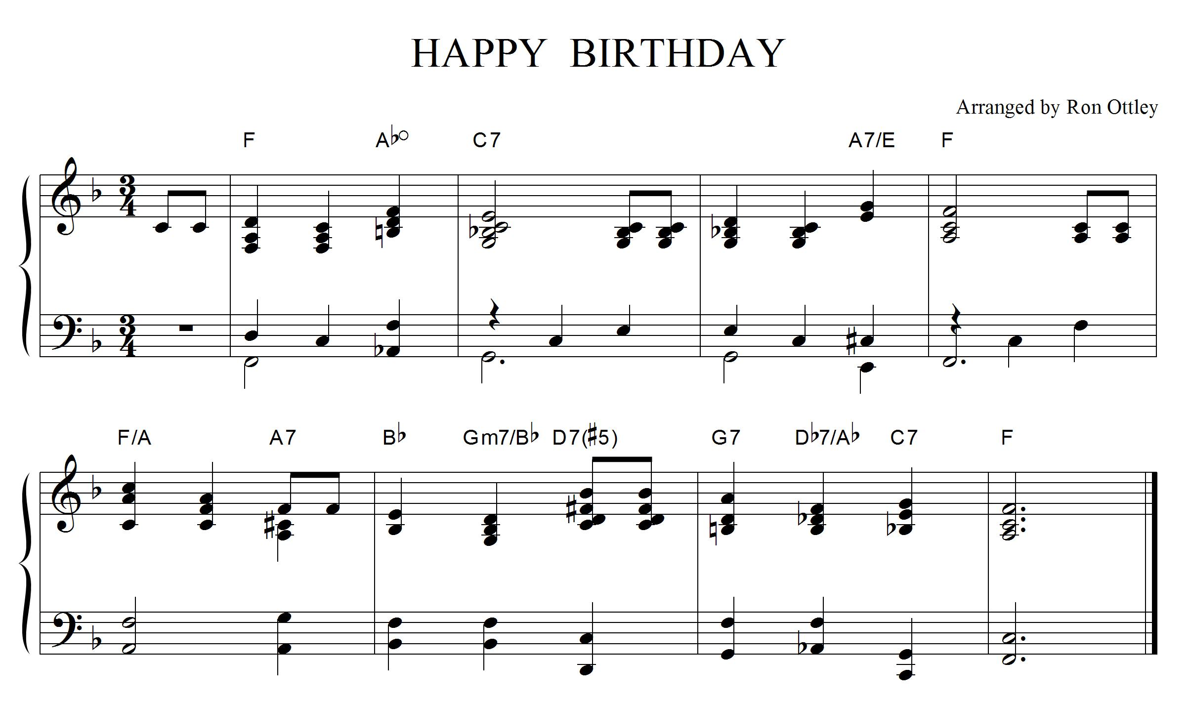 happy birthday piano arrangement ; happy-birthday-jazz-piano-sheet-a1e1aede4f798061b65953ec433a32f6