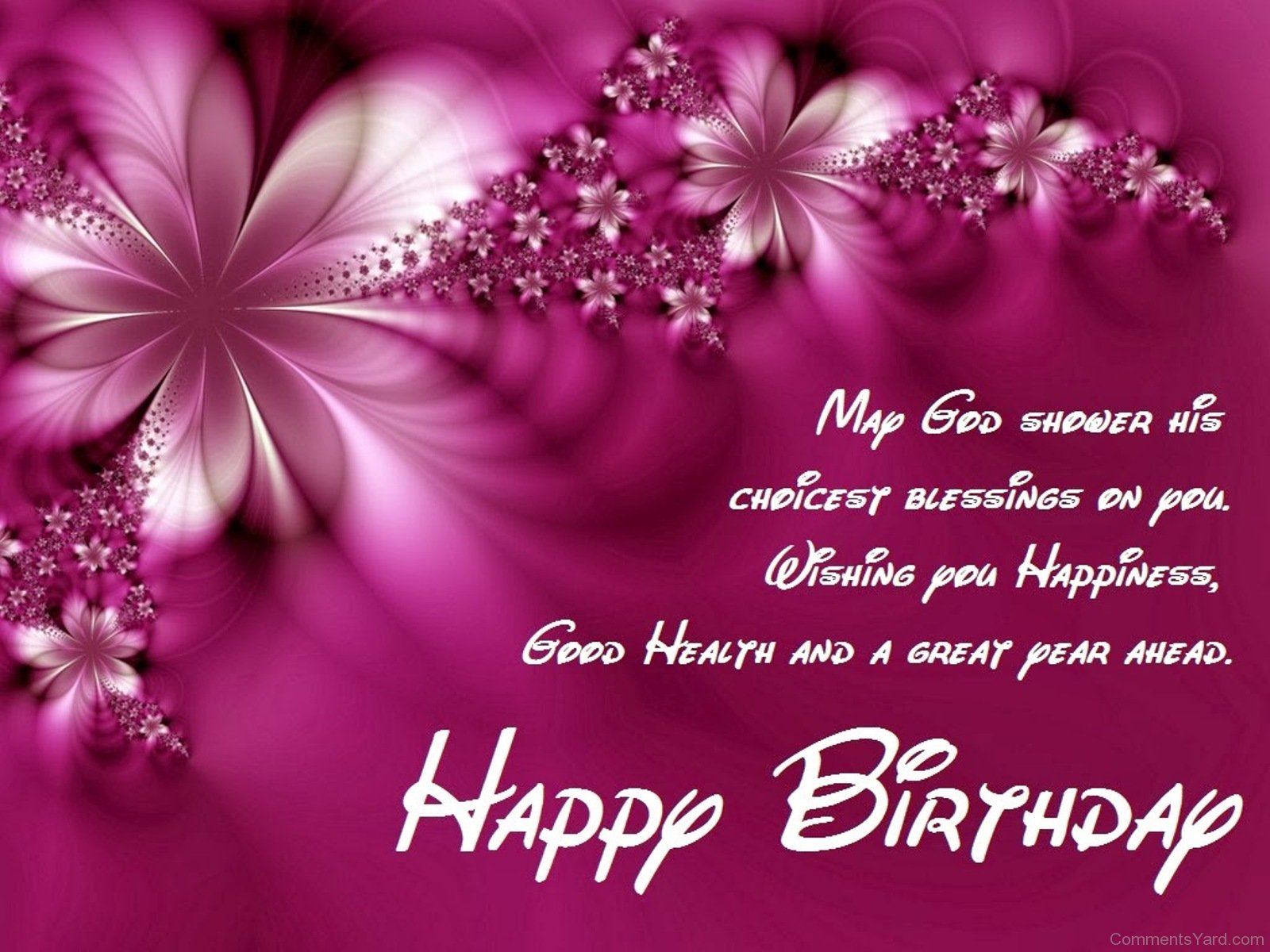 happy birthday picture comments ; Wishing-You-Happiness-Happy-Birthday-CY150