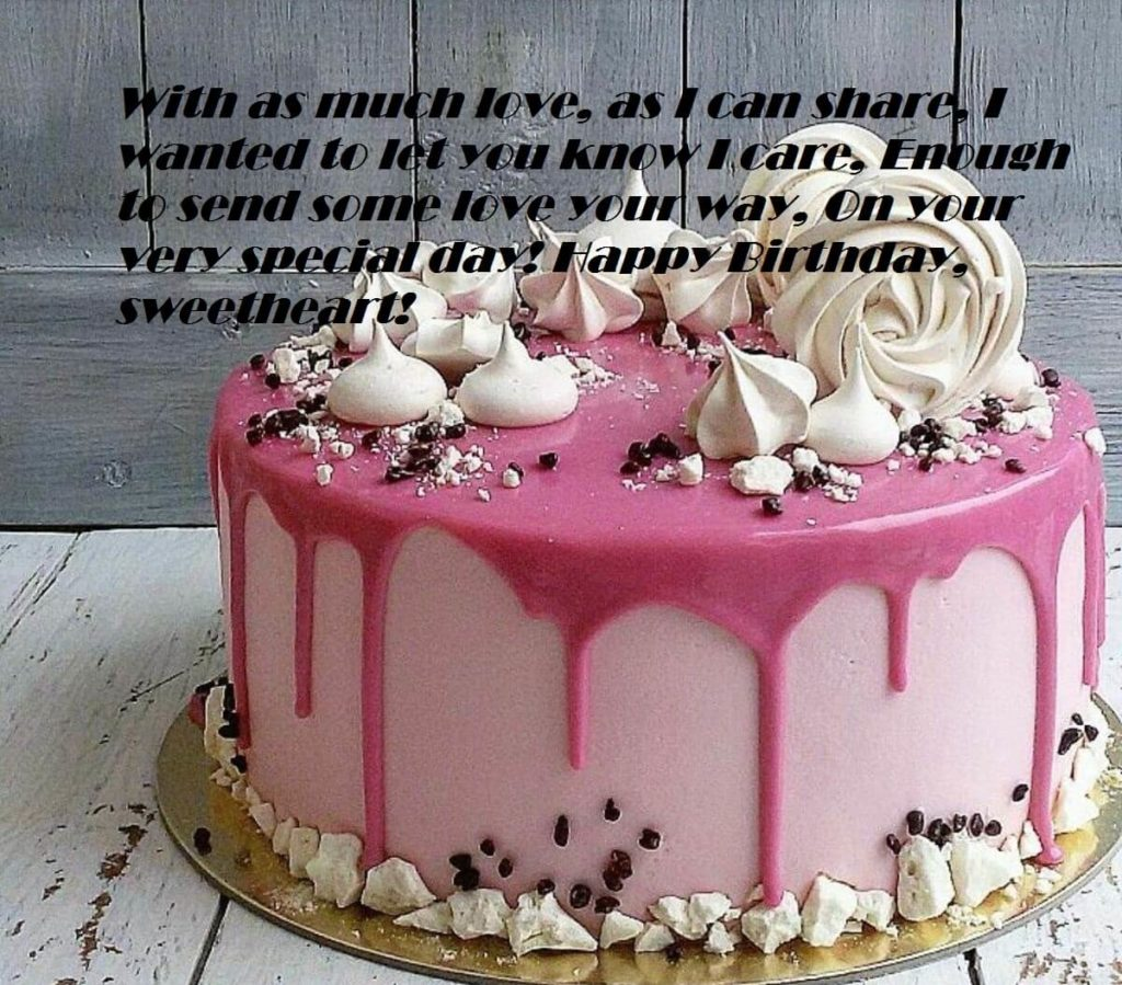 happy birthday pictures for her ; Happy-Birthday-Wishes-Cake-For-Her-1024x899