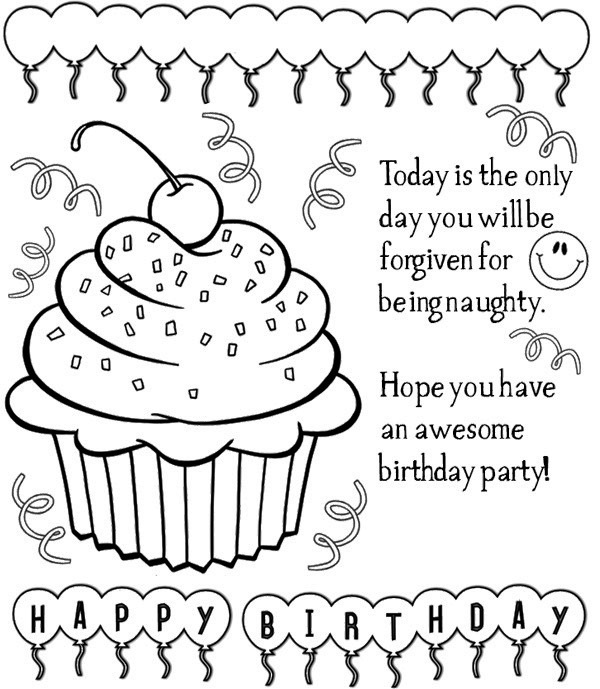 happy birthday pictures to color and print ; happy-birthday-cards-color-and-print-5-happy-birthday-card-printable-coloring-pages-happy-birthday-colouring-for-all