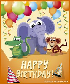 happy birthday posters for kids ; 4507343e01a10cd5e7ca0ce656def076