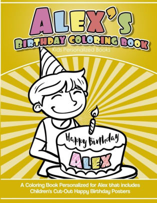happy birthday posters for kids ; 9781983955174_p0_v1_s550x406
