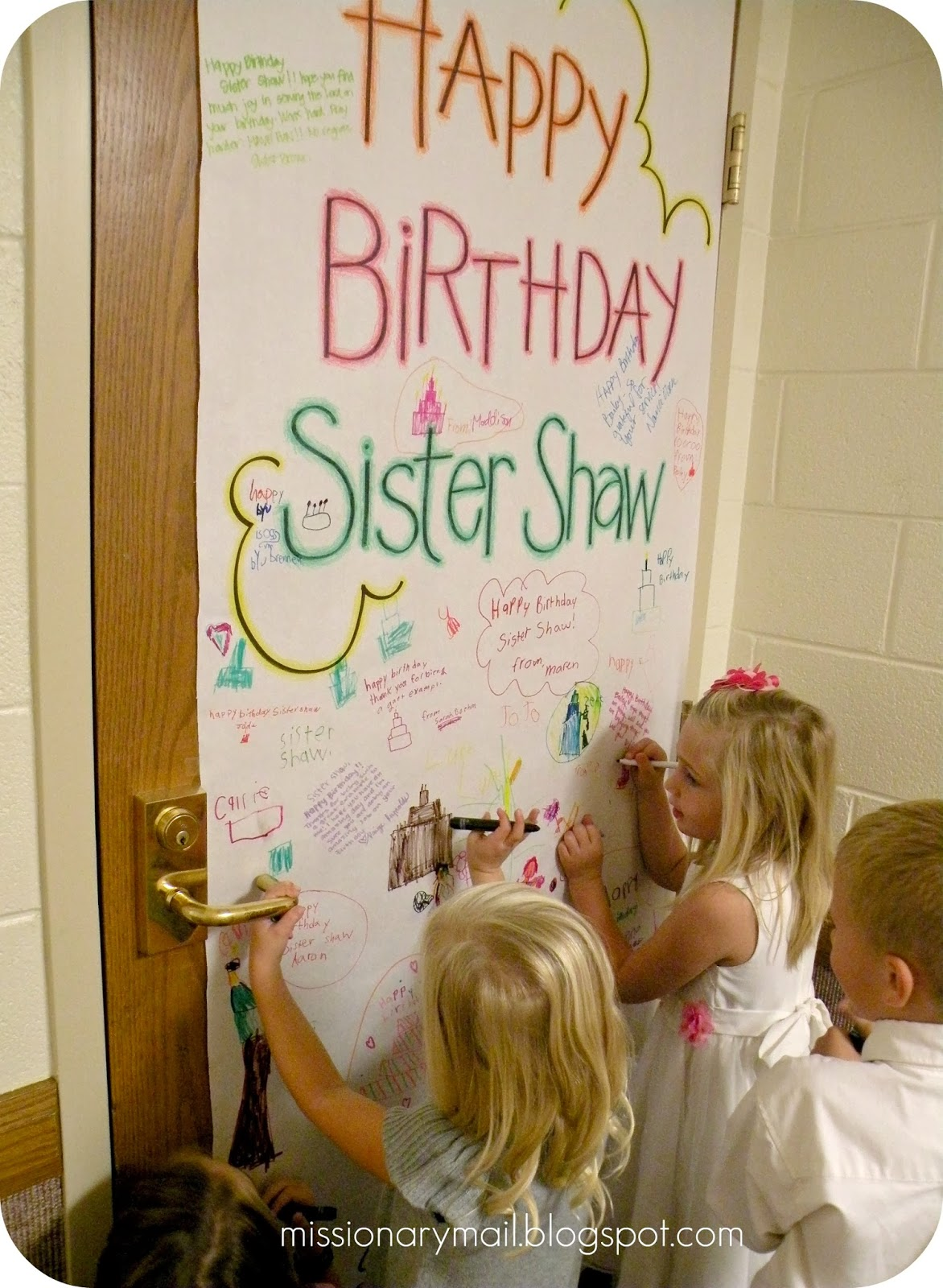 happy birthday posters for kids ; Birthday+Poster+-+6