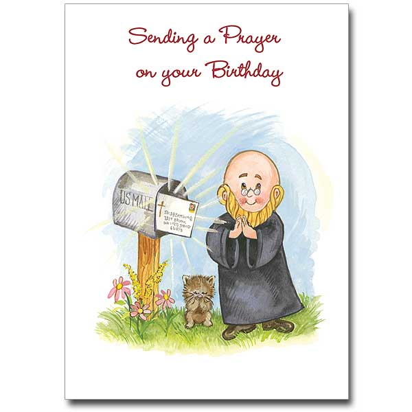 happy birthday priest ; CB1465