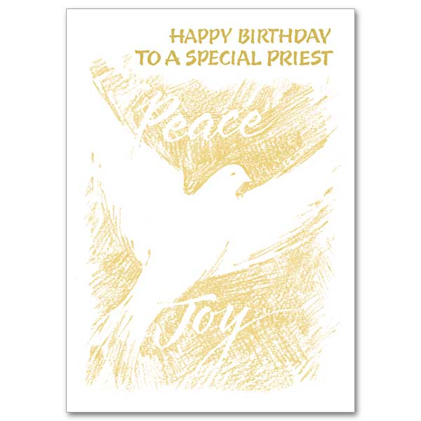 happy birthday priest ; CL60607