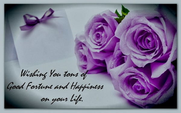 happy birthday purple roses ; Happy-Birthday-Lovely-Wishes-Images