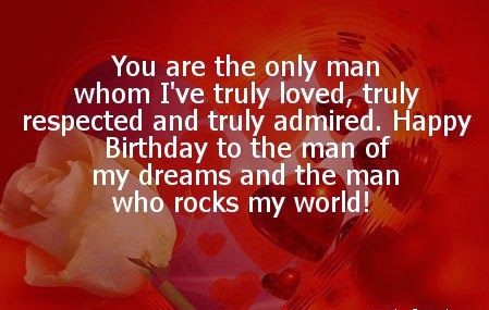 happy birthday quotes for boyfriend ; cute-and-romantic-happy-birthday-quotes-for-him-with-love-love-47349
