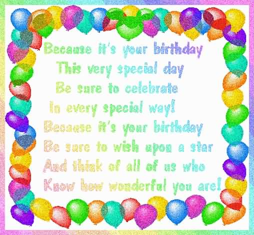 happy birthday quotes for kids ; Brilliant-Birthday-Quotes-For-Kids-1
