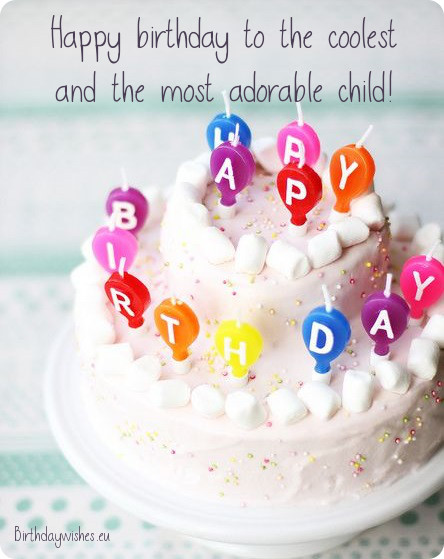 happy birthday quotes for kids ; birthday-wishes-for-child