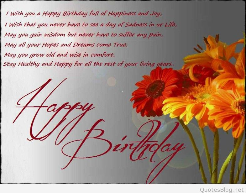 happy birthday quotes for someone special ; Happy-Birthday-Cute-Wishes-Cards-83-785x588