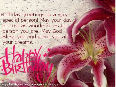happy birthday quotes for someone special ; a2d6321e5bfb7671d24bf36c8e693386