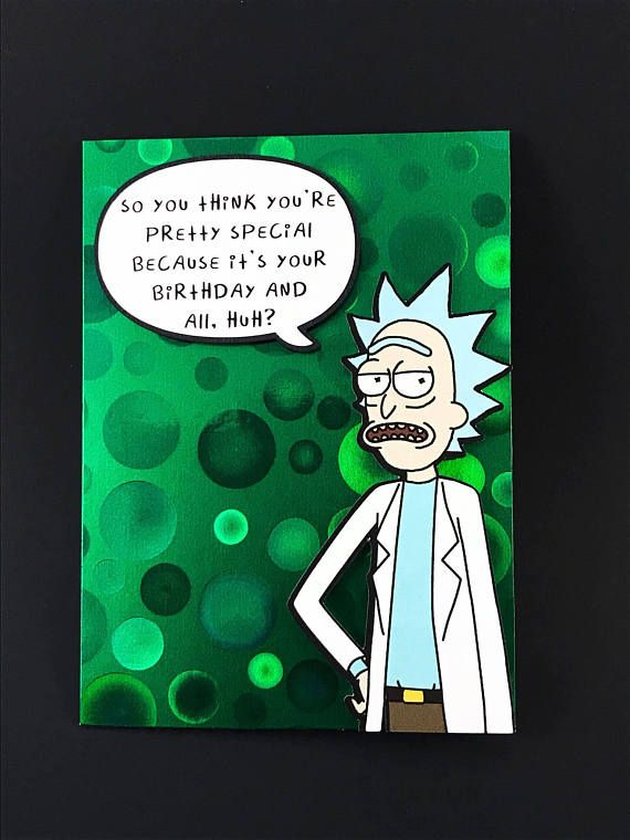 happy birthday rick and morty ; ed1d94368a19f79cebdcde1a314024f7