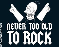 happy birthday rock n roll ; 3ede99c2bdb057c30158d6437df3f6d3--rock-and-roll-quotes-los-simpsons