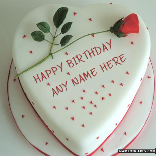 happy birthday rose cake ; red-rose-happy-birthday-cakes-for-lover-with-name3d25