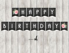 happy birthday rustic ; fb0f6b9c4f3e919c7a591116aea58cc6--happy-birthday-banners-th-birthday