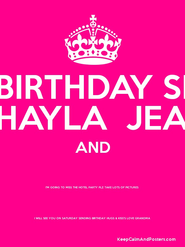 happy birthday shayla ; 9271770
