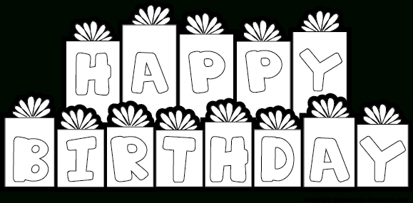 happy birthday sign black and white ; black-and-white-happy-birthday-clip-art-free-clipartfox-clipartbarn-with-regard-to-happy-birthday-banner-black-and-white