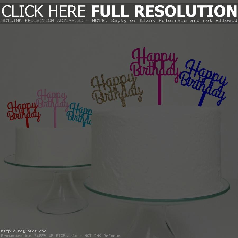 happy birthday sign cake toppers ; Best-Cake-Toppers-happy-birthday-cake-topper-colorful