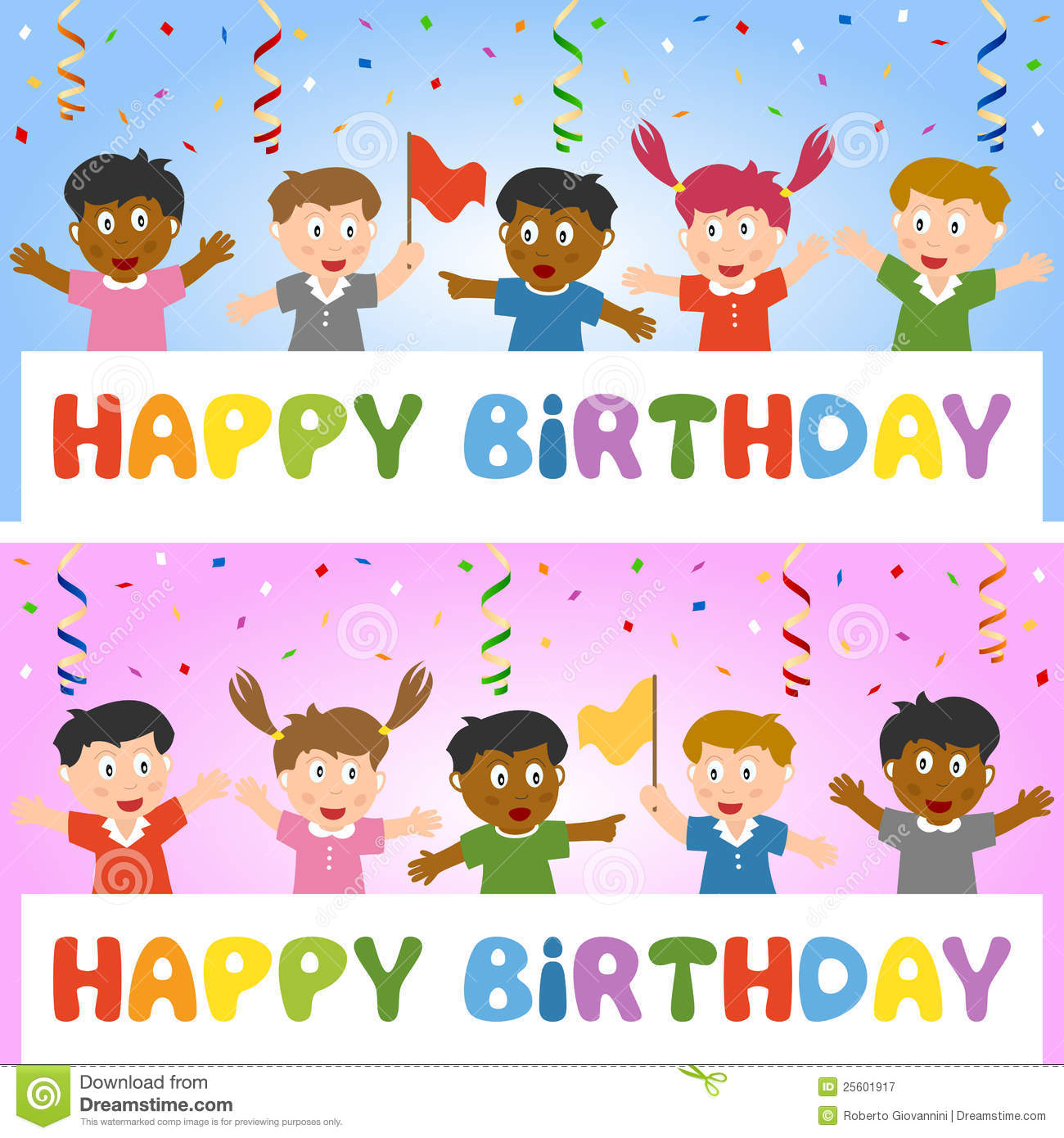 happy birthday signs for guys ; birthday-banner-kids-25601917