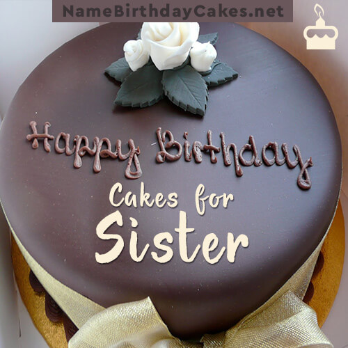 happy birthday sister cake images ; birthday-cakes-sister