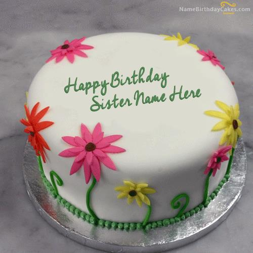 happy birthday sister cake images ; lovely-birthday-cake-for-sister073a
