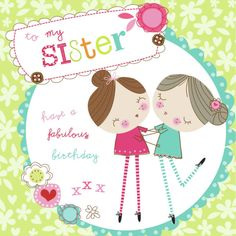 happy birthday sister clipart ; 4289d299f6176211dbca82572d40a74e--birthday-qoutes-birthday-messages