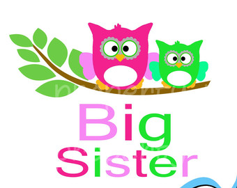 happy birthday sister clipart ; big-sister-clipart-1