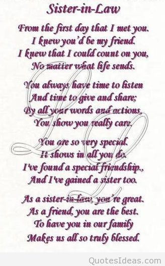 happy birthday sister in law quotes pictures ; c85d3753b76a933020dd855da5f88ac7