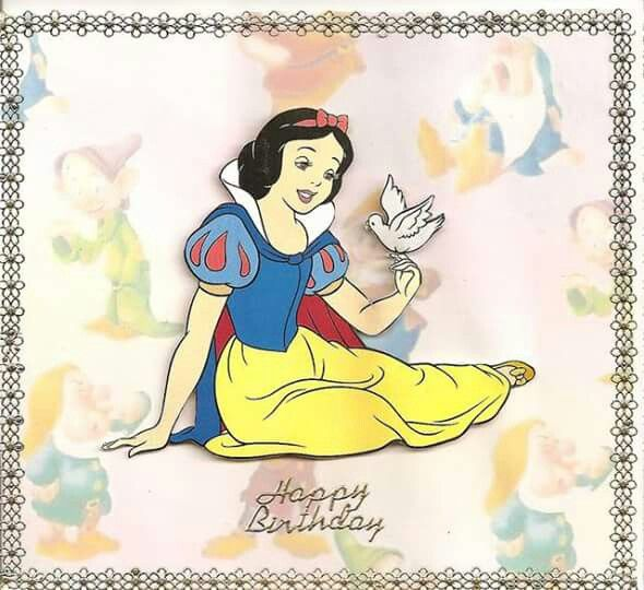 happy birthday snow white ; 5a793c7fed23e9e7860adc3b199466c7