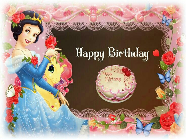 happy birthday snow white ; 98ea84087d1ecc8d050fb7e748cd1069
