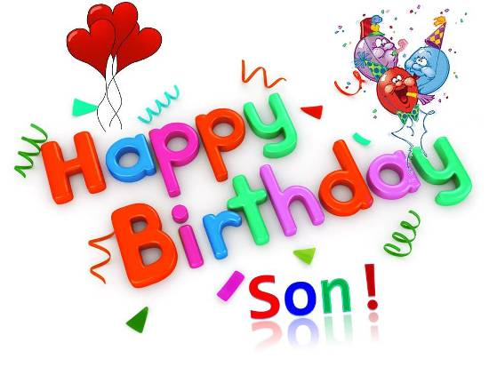 happy birthday son images ; 311172