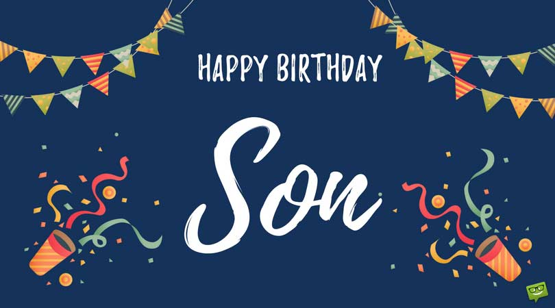 happy birthday son images ; Birthday-wishes-for-son-celebration