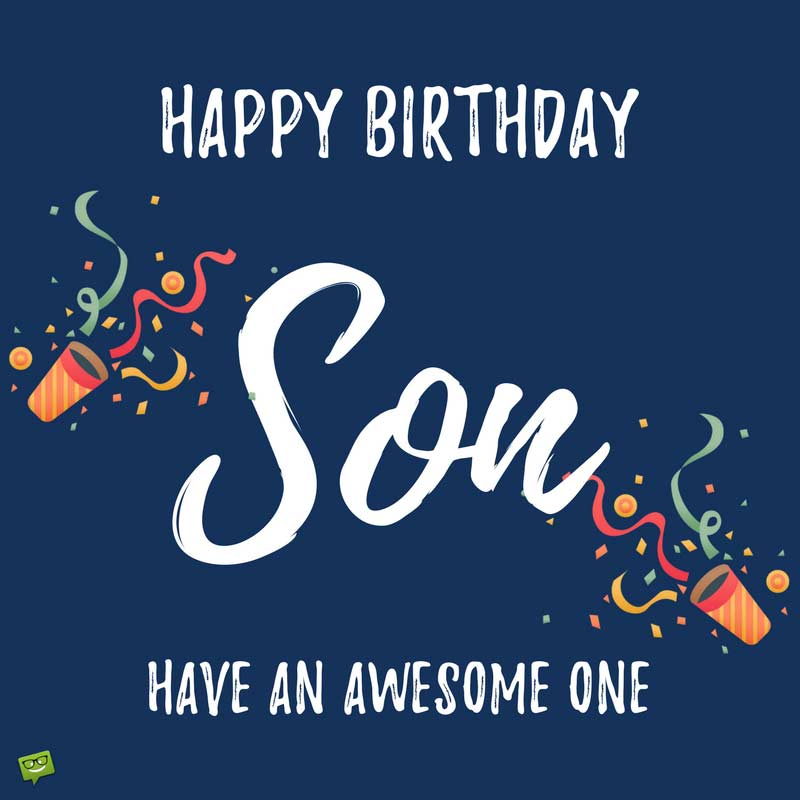 happy birthday son images ; Birthday-wishes-for-son