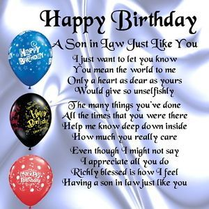 happy birthday son in law quotes ; 1ac15e6c362b366445e9e90fa77ffa84