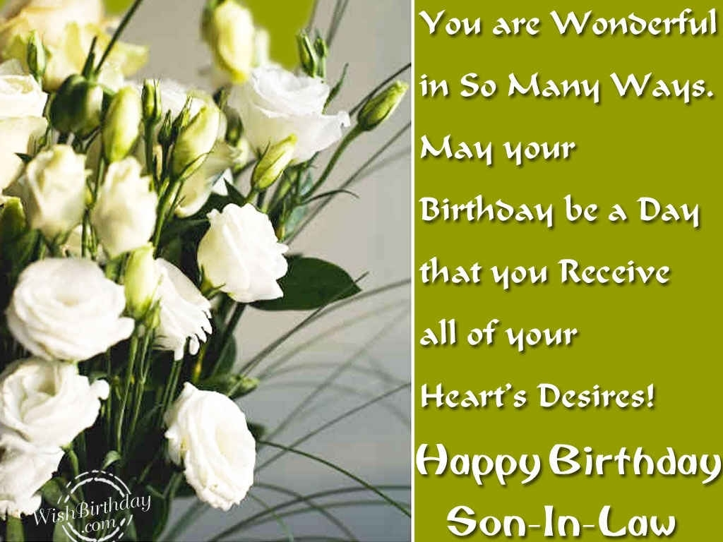 happy birthday son in law quotes ; happy-birthday-quotes-for-son-happy-birthday-son-in-law-quotes-quotesgram