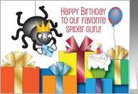 happy birthday spider ; 874583_TN_shadow