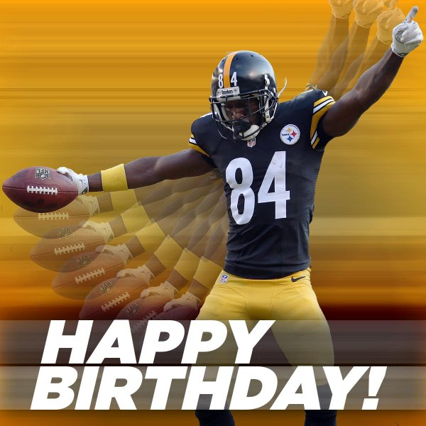 happy birthday steelers fan ; CJj7h4FW8AEuBJ8