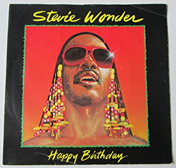 happy birthday stevie wonder short version ; 91go2bWBc4L