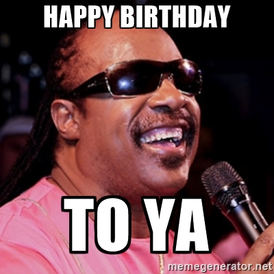happy birthday stevie wonder short version ; a483b80fd6726dd934d239c4edac9954