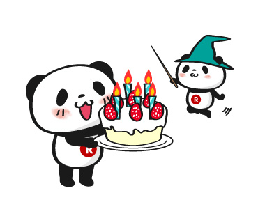 happy birthday sticker line ; 23_happypanda3-birthday