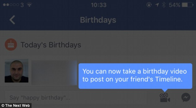 happy birthday stickers for facebook messenger ; 2D54CE3C00000578-3269490-A_small_number_of_users_are_reportedly_seeing_a_new_icon_on_Face-a-17_1444658319688