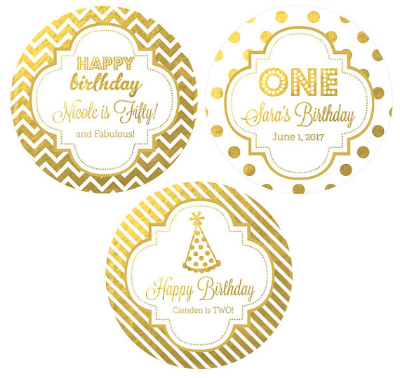 happy birthday stickers personalized ; c32489e6b208dfab37e24776ba619062