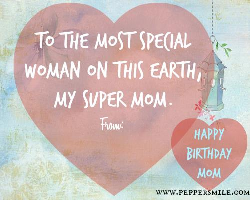 happy birthday super mom ; Birthday-Wishes-For-Mom