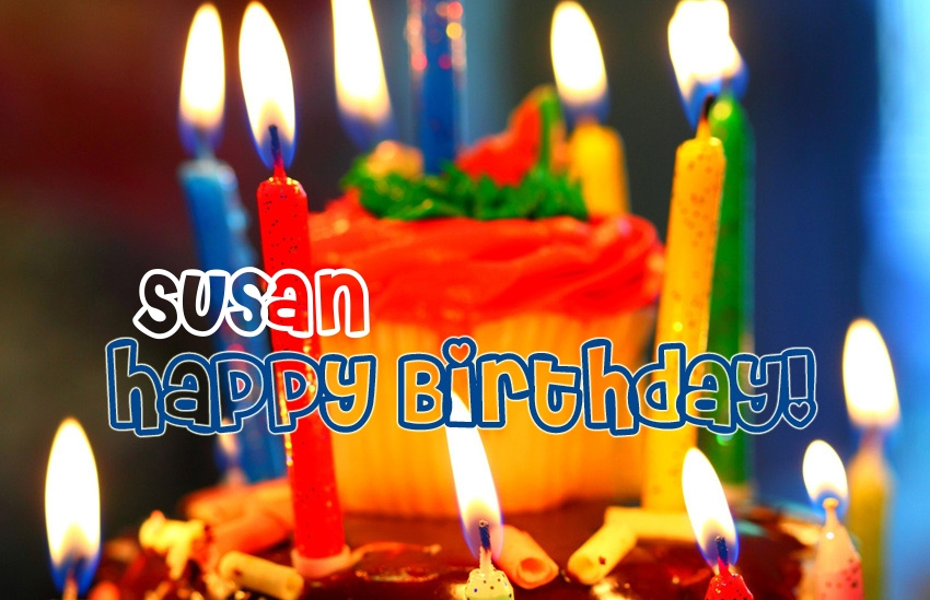 happy birthday susan images ; name_3846